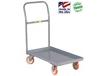 ALL-WELDED STEEL DECK PLATFORM TRUCK