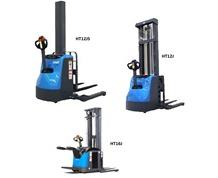 FULL ELECTRIC STRADDLE STACKER